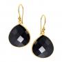 Charlene K Onyx Earrings