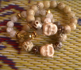 Juicy Jewels and Gems bracelet